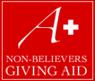 Non-Believers Giving Aid